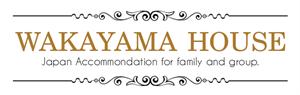 Accommodation for family and group.   WAKAYAMA HOUSE